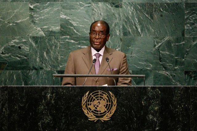 93-летний президент Зимбабве заявил, что не собирается покидать свой пост - Real estate