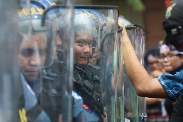 НаФилиппинах вовремя антинаркотического рейда убили мэра города