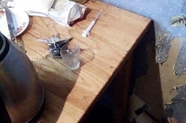 Полицейские устранили наркопритон вБратске