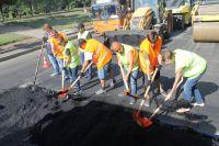 Работы проводятся в рамках федеральной программы «Безопасные и качественные дороги».