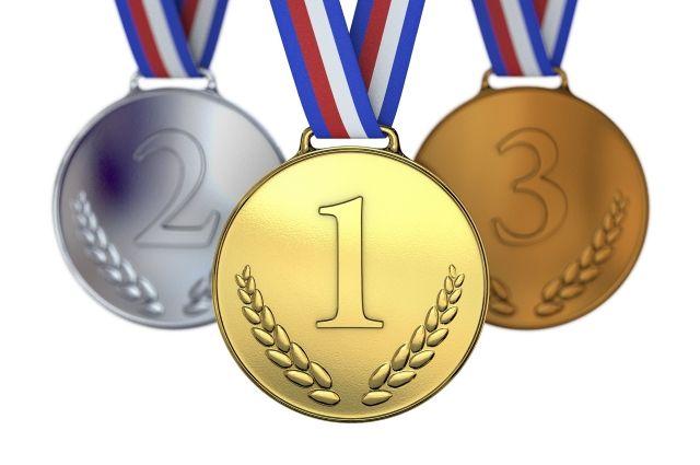 Максим Куликов завоевал золотую медаль.
