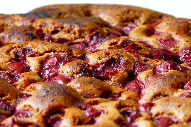 Оригинальный рецепт пирога прислали в редакцию газеты.