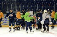 Подготовка к сезону у пензенских хоккеистов идет полным ходом.