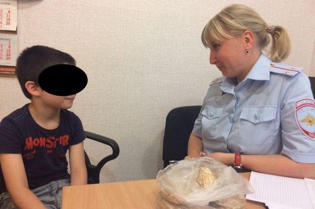В Калининграде обнаружили пропавшего на два дня 7-летнего ребенка.