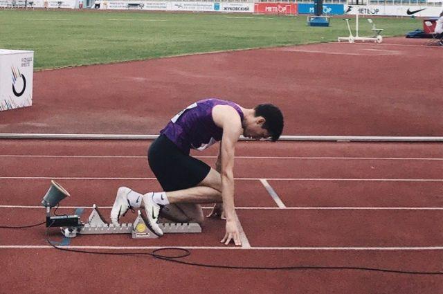 23-летний спортсмен показал лучший результат с стране.