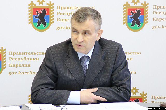 ЗамсекретаряСБ РФНургалиев проконтролирует реализацию ряда проектов вКарелии