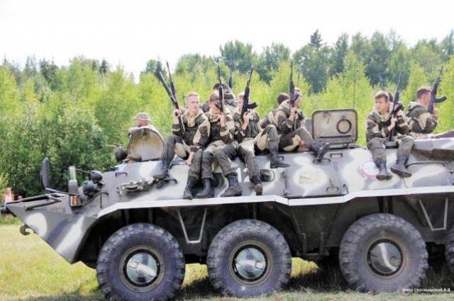 ВЗабайкалье проходит неожиданная проверка войск Восточного округа