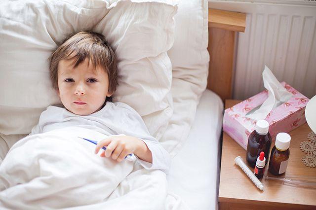 если ребенок часто болеет простудными и вирусами товара: Выкидной складной