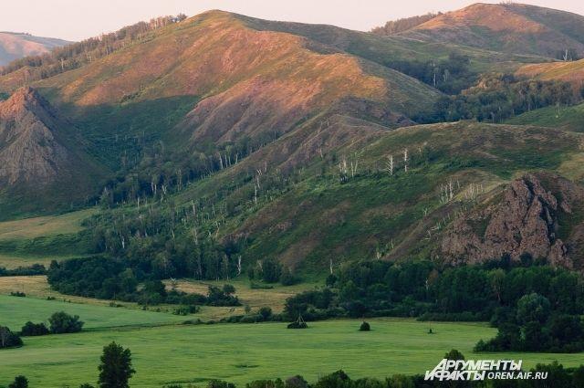 Заманчивые склоны Шайтан-Тау.