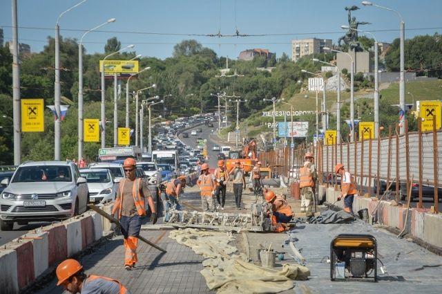 43км трасс вокруг Ростова отремонтировали пофедеральной программе