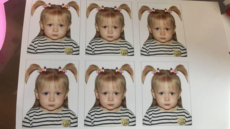 Участник №1. Осадчая Анастасия, 1 год, г. Ставрополь