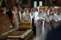О помощи морякам молят этих двух святых.