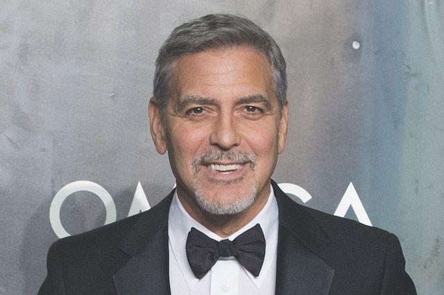 Джордж Клуни пожертвует 2,25 млн долларов для сирийских школ