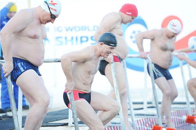 Ямальская пловчиха взяла серебро на Чемпионате мира