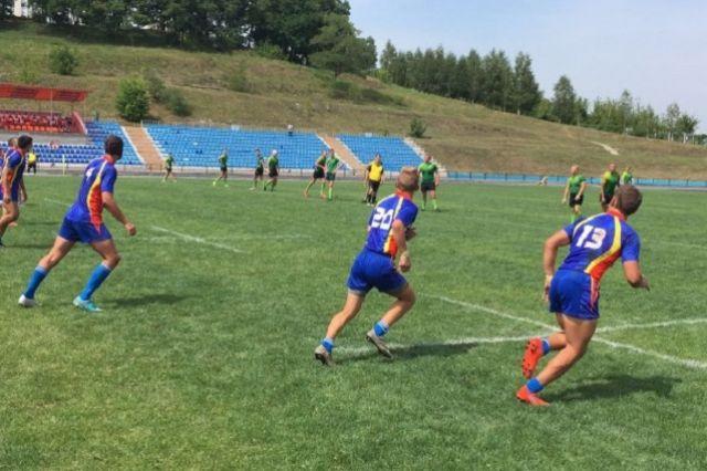 Пензенские регбисты вышли вполуфинал Спартакиады учащихся Российской Федерации