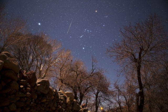 В августе ожидаются сразу два ярких звездопада и лунное затмение.