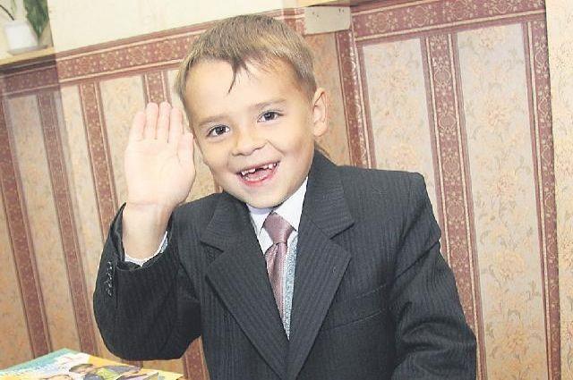 Поможем малоимущим тюменским первоклассникам собраться в школу