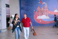 В новом терминале «Храброво» начали обслуживать международные рейсы.