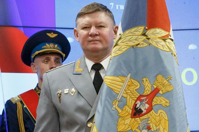 Андрей Сердюков.