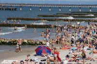 Спасателей на пляжах катастрофически не хватает.