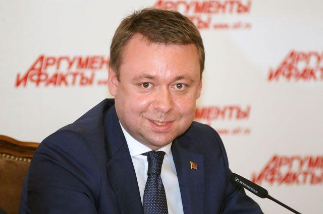 Александр Мартынов.