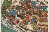 Битва на реке Пьяне.