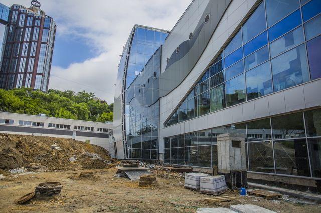 Перестроенное здание цирка откроется к Новому году.
