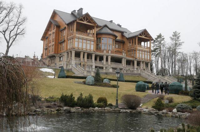 Киевский апелляционный суд признал незаконность выведения «Межигорья» изгоссобственности