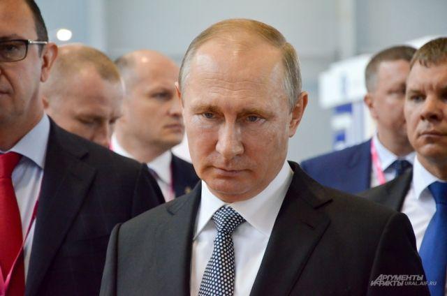 О необходимости развивать цифровую экономику на «Иннопроме» говорил Владимир Путин.