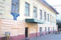 Современный вид дома на проспекте Славы, 57.
