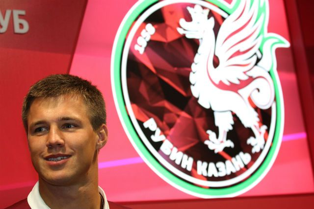 Суд Казани снял запрет натрансфер Канунникова, игрок может покинуть «Рубин»