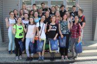 В этом году благоустроить территорию завода помогли 25 подростков в возрасте от 15 до 18 лет.