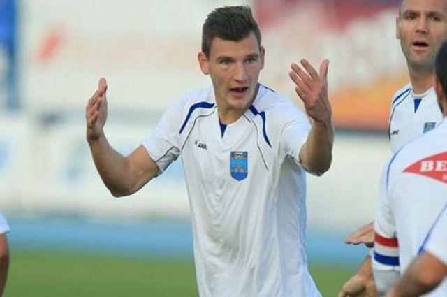 Киевское «Динамо» желает видеть усебя хорватского защитника Баришича