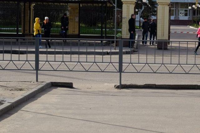 В Омске появятся новые ограждения.