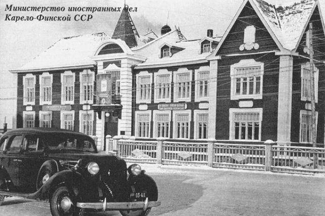 Так выглядело это здание 80 лет назад