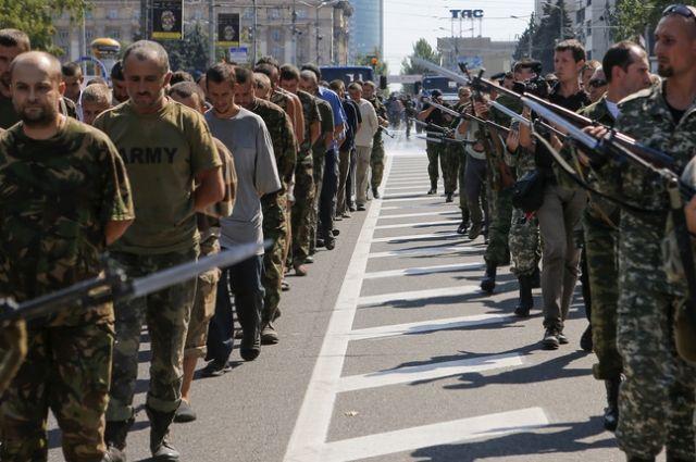 Обмен пленными: 18 человек отказались возвращаться в«ДНР» и«ЛНР»