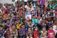 Благодаря проекту музейного образования дети из трущоб поступают в университеты.