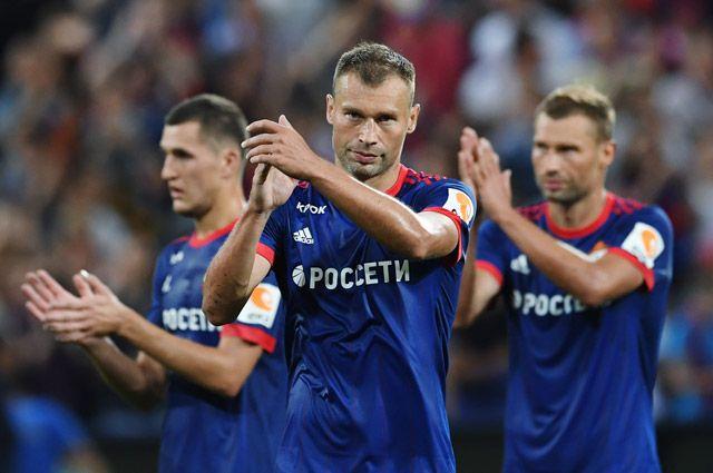 Конкурент ЦСКА вЛиге чемпионов определится вконце рабочей недели