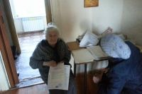 потерпевшая 81-летняя Людмила Никитична