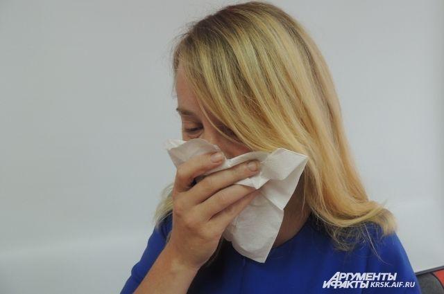 За прошедшее десятилетие количество человек, страдающих от аллергии, увеличилось на 20%