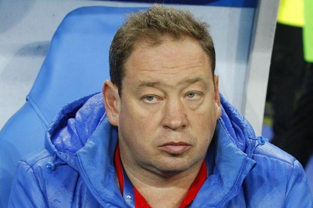 Слуцкий, став первым вВеликобритании тренером изРФ, сравнил себя сГагариным