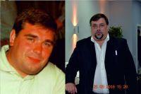 Алексей Лебедев — лидер «осокинской» группировки (слева) и руководитель сетевой компании Сергей Виговский (справа) — одно лицо.