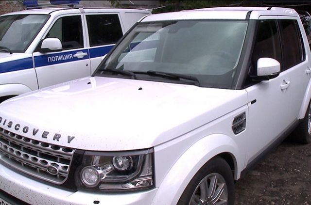 Гражданин Самары несколько месяцев вынашивал план обугоне Lаnd Rover пензенца