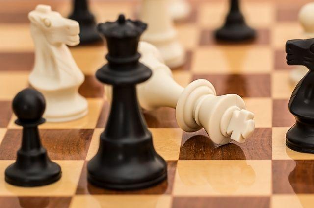 Ставить шах и мат учатся тюменские сироты