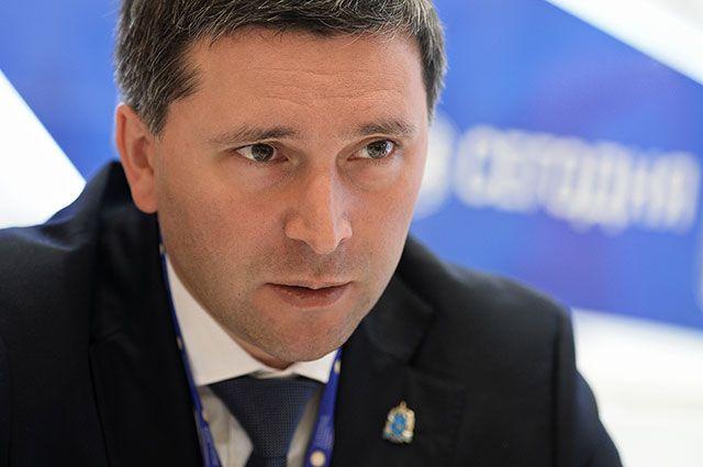 Губернатор Ямало-Ненецкого автономного округа Дмитрий Кобылкин.
