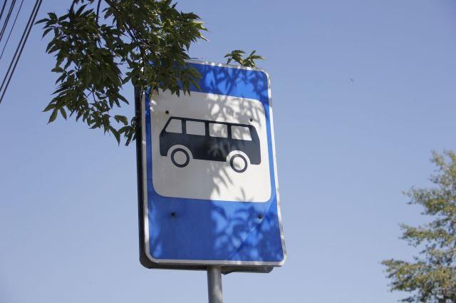 Автобус №49 будет ездить до ТРК «Коллаж».