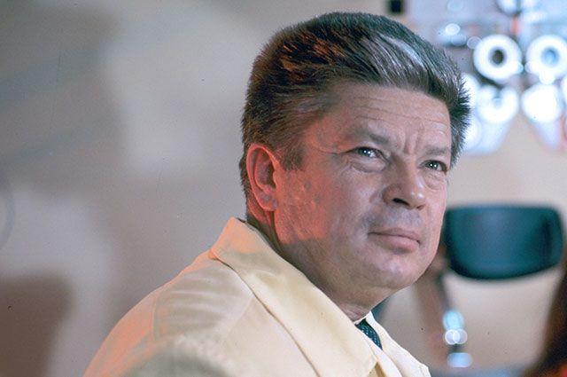 Святослав Фёдоров, 1982 г.