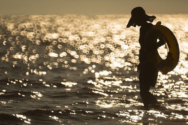 Водоёмы - прекрасное место для отдыха, но купаться надо в разрешённых местах.