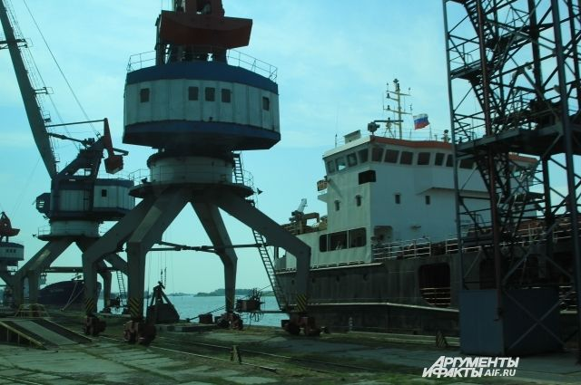Порт Сабетта становится востребованным