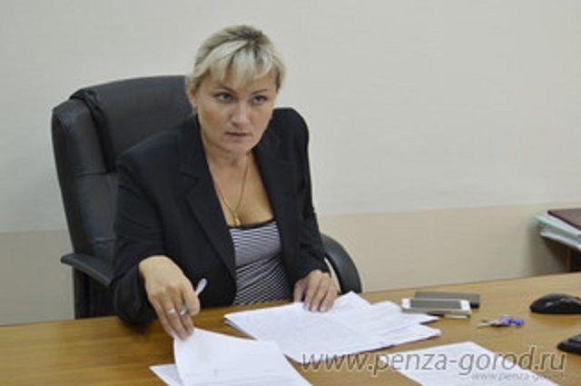 ВПензе обсуждают задержание заместителя главы города Иры Ширшиной